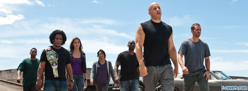 fast and furious new facebook cover