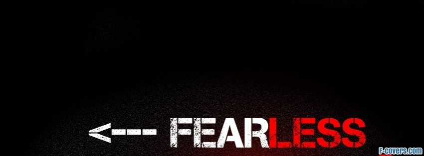 fearless me facebook cover