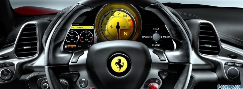 ferrari 458 362 facebook cover