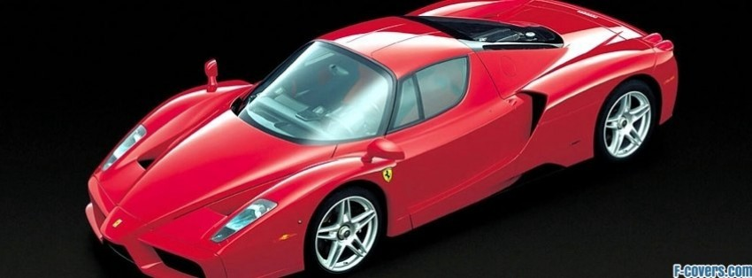 ferrari enzo6 facebook cover