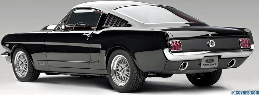 Ford Mustang Camm 57 Facebook Cover Timeline Photo Banner