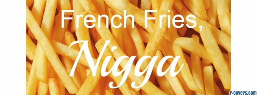French Fries Facebook Cover Timeline Photo Banner For Fb