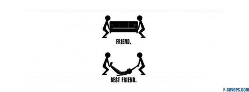 friend vs best friend facebook cover