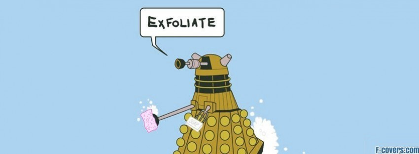 funny dalek doctor who facebook covers for timeline