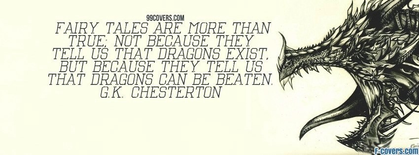 g k chesterton facebook cover