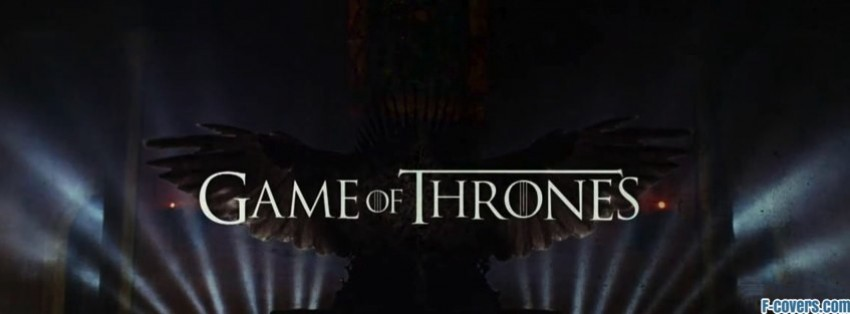 game of thrones 1 facebook cover