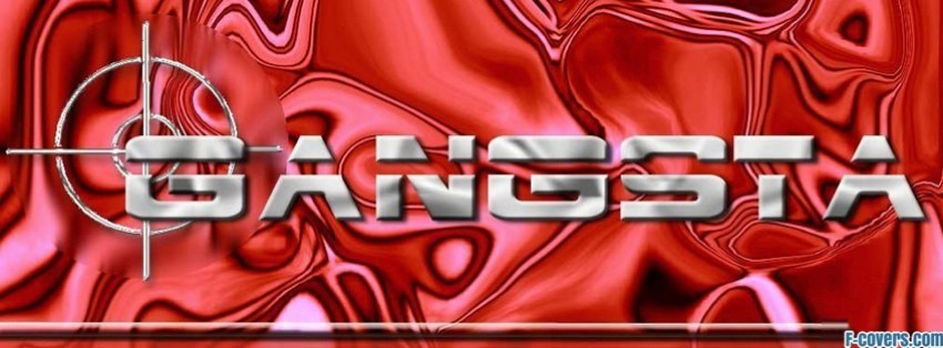 gangsta facebook cover