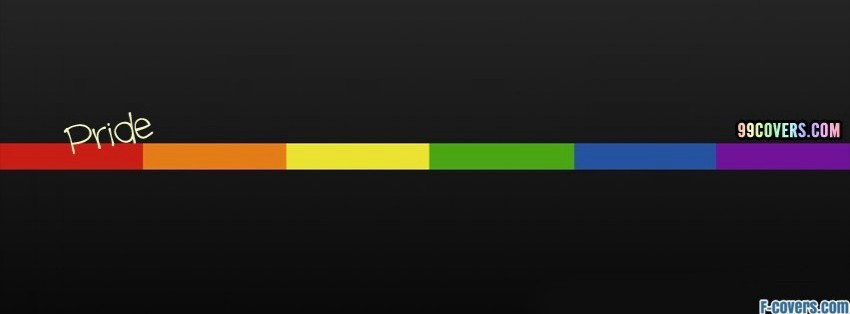gay pride facebook cover