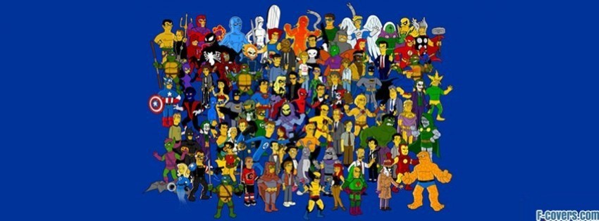 geek heroes facebook cover timeline photo banner for fb