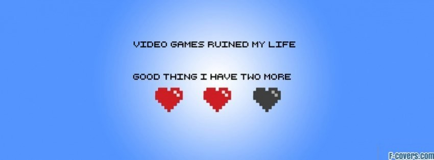 Video Games Facebook Cover Timeline Photo Banner For Fb