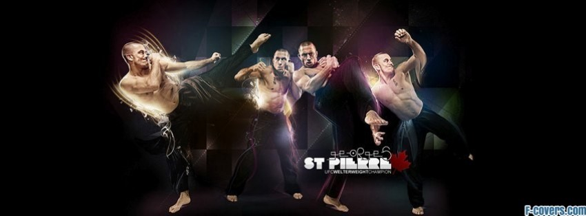 georges st pierre 1 facebook cover