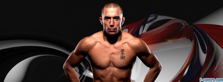 georges st pierre 2 facebook cover
