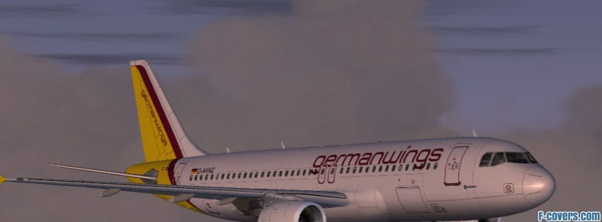 germanwings facebook cover