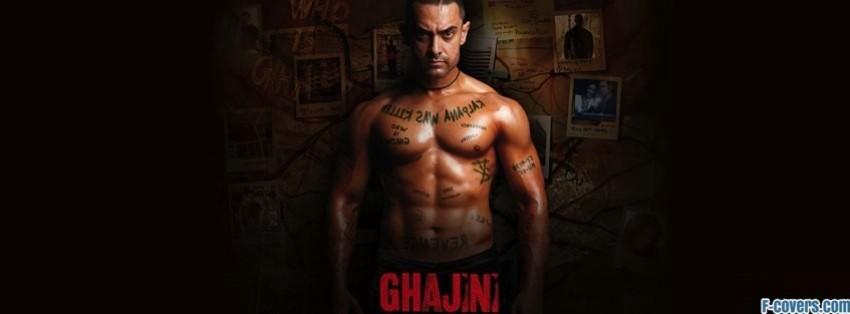 ghajini facebook cover