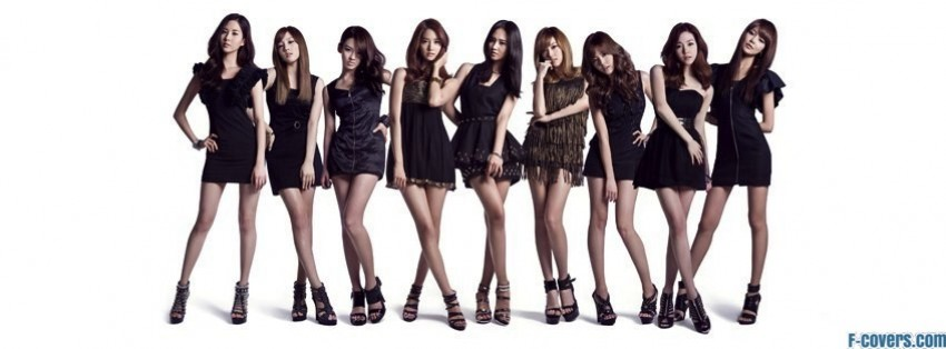 girls generation banner facebook cover
