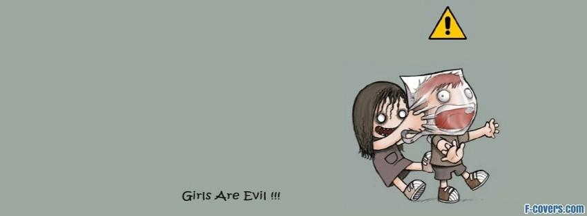 girls no good Facebook Cover timeline photo banner for fb