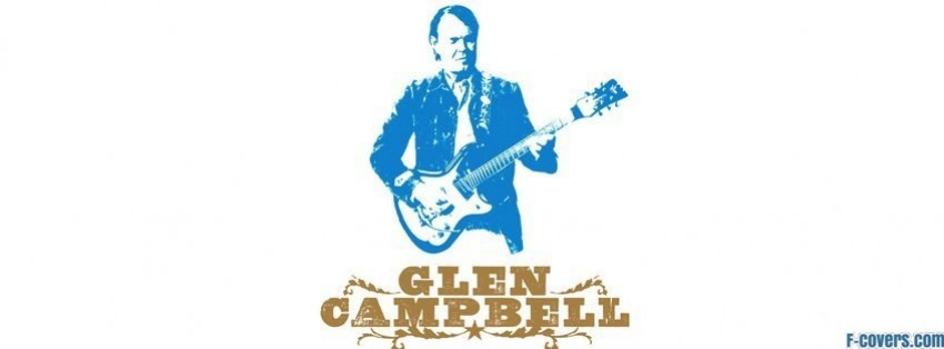 glen campbell facebook cover