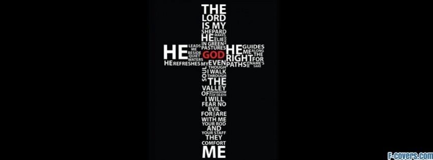 god cross facebook cover