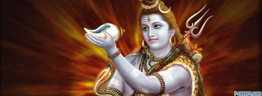 god shiva 2 facebook cover