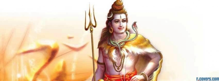 god shiva3 facebook cover