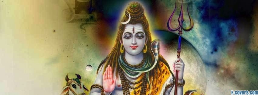 god shiva5 facebook cover
