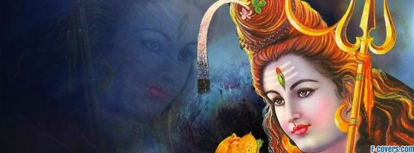 god shiva6 facebook cover