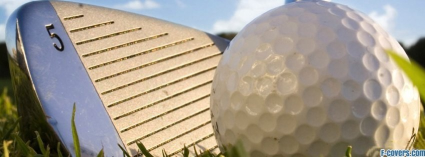 golf wedge facebook cover