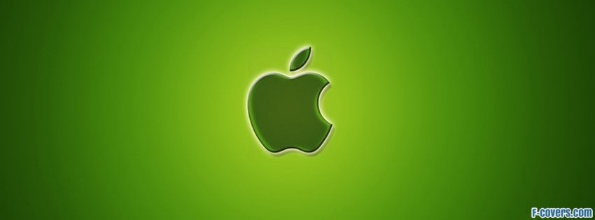 green apple facebook cover