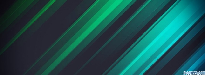 green blue stripes facebook cover