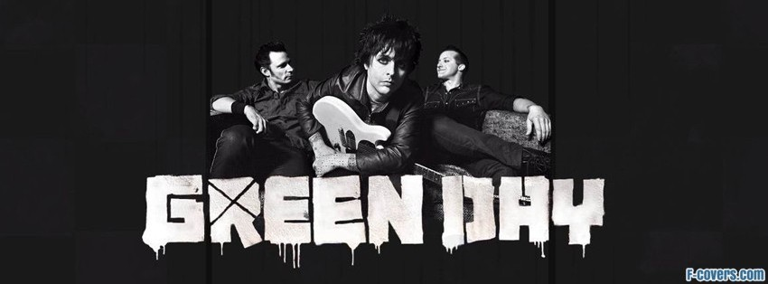 green day facebook cover
