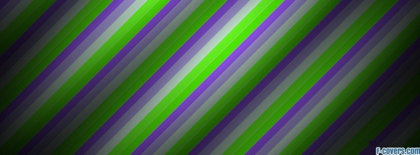 green purple mardi gras stripes facebook cover