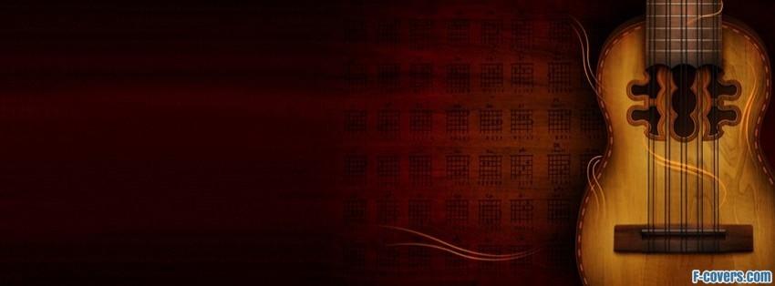 guitar facebook cover