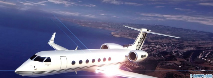 gulfstream v facebook cover