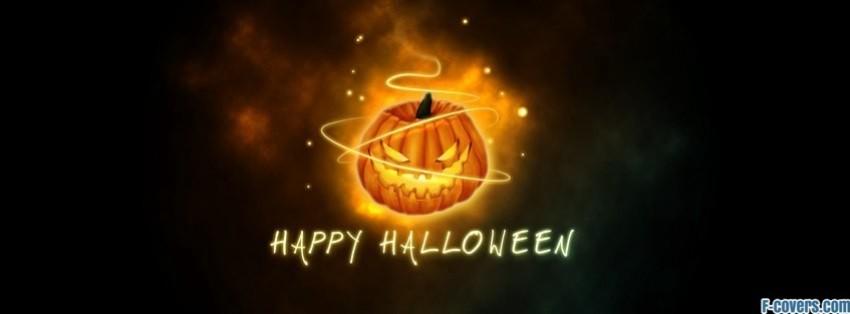 halloween pumpkin 2 facebook cover - Halloween Facebook Banners