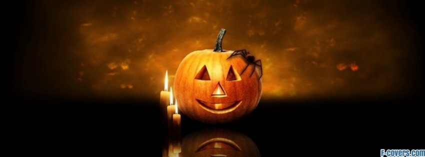 halloween pumpkin facebook cover - Halloween Cover Pictures