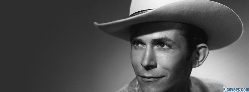 hank williams facebook cover