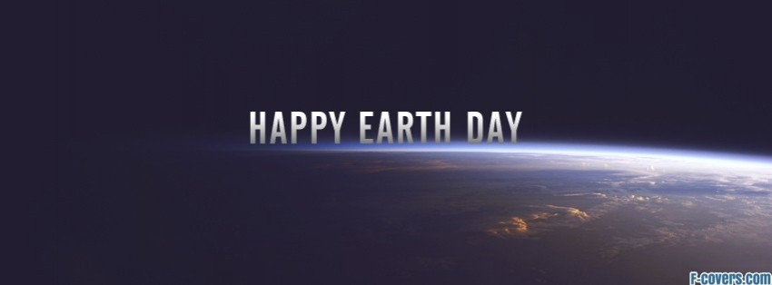 Happy Earth Day Banner Happy Earth Day Facebook Cover