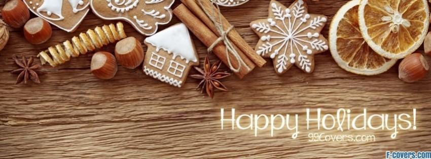 happy holiday Facebook Cover timeline photo banner for fb