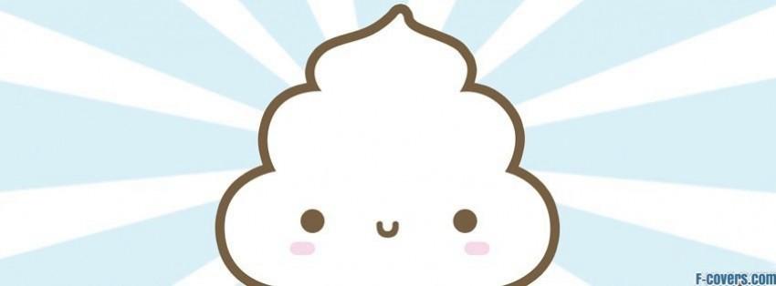 happy poo facebook cover