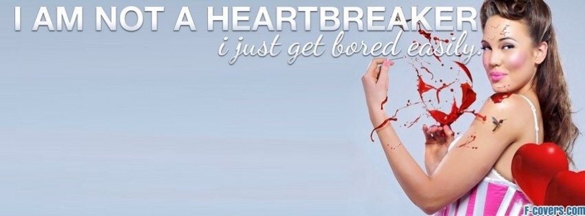 heartbreaker facebook cover