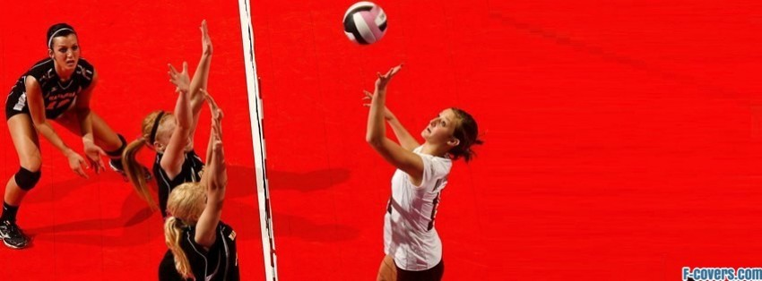 c m y k volleyball Facebook Cover timeline photo banner for fb