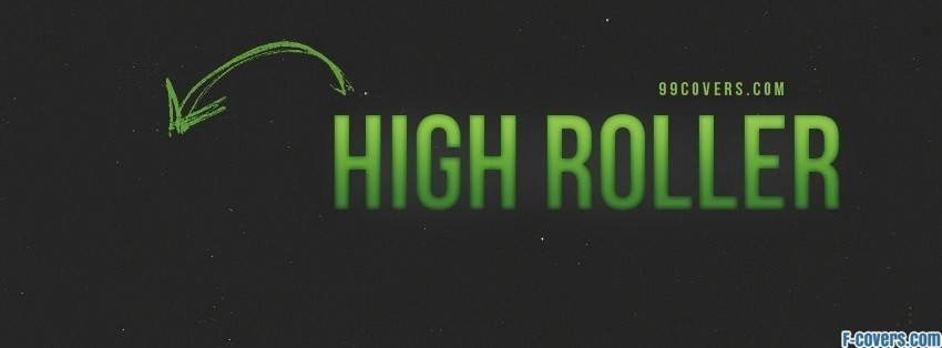 high roller facebook cover