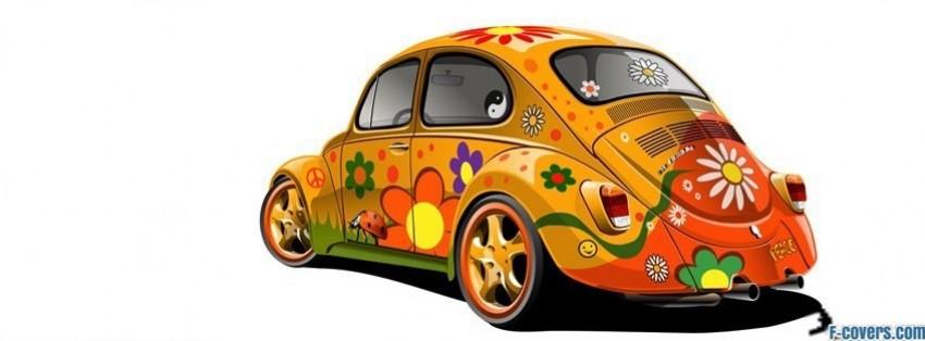hippy bug facebook cover