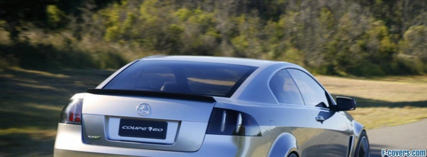 Holden Coupe 60 Concept Car 2 Facebook Cover Timeline Photo Banner