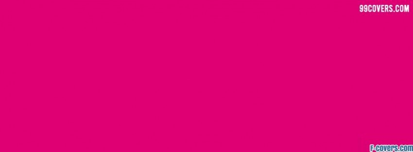 hot pink Facebook Cover timeline photo banner for fb