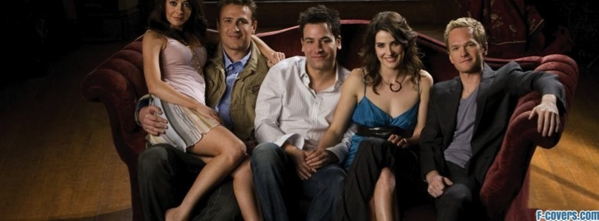 how i met your mother 1 facebook cover