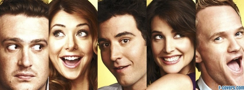 how i met your mother 10 facebook cover