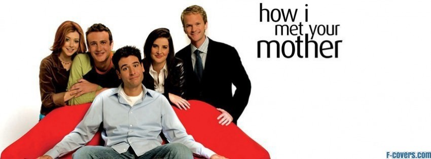 how i met your mother 2 facebook cover