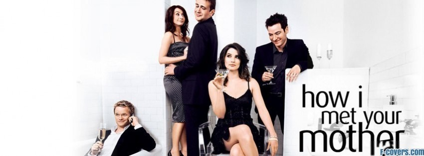 how i met your mother 3 facebook cover