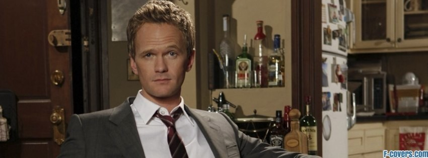 how i met your mother barney stinson facebook cover